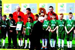 Turniej Piłki Nożnej Tymbark Finał Ogólnopolski UKS Niedźwiadek Chełm 2017 (1)