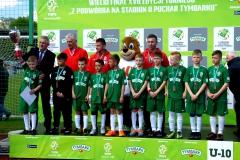 Turniej Piłki Nożnej Tymbark Finał Ogólnopolski UKS Niedźwiadek Chełm 2017 (2)